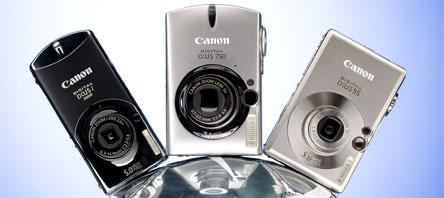 Canon IXUS-serie