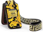 Nokia 7270 by Versace