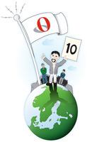 Opera 10 år