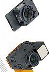 Sharp 3 megapiksel mobil CCD