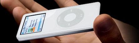 iPod nano topp 2