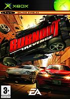 Burnout Revenge cover