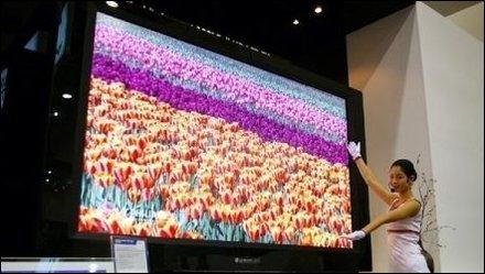 FREMTIDENS LCD: Nå også med skarpere bilder.