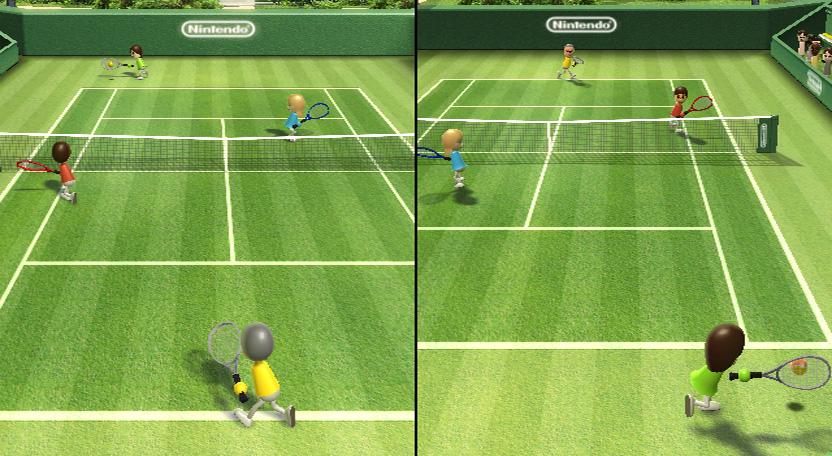 Spill som Wii Sports har gjort Nintendos nye spillkonsoll svært populær.
