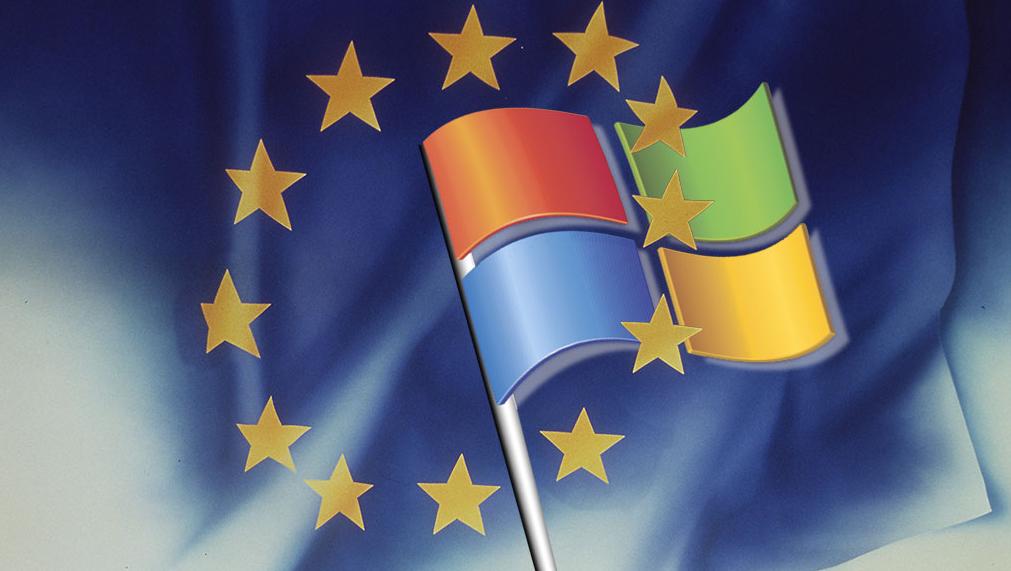 GIR ETTER: Microsoft gir etter for EU-kommisjonens krav og åpner Vista-kjernen for konkurrerende produkter.