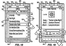 TRYKKFØLSOM: Slik ser Apple for seg at en en ny generasjon iPod kan bli.
