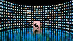 TRÅDLØST: Snart er all underholdning tilgjengelig uten kabler.