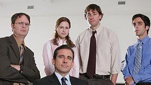 REDDET: Den amerikanske versjonen av The Office blir reddet av iTunes-nedlastinger.
