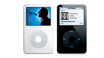 HØY KAPASITET: iPod Video er en suksess, men ikke nødvendigvis på grunn av video-funksjonaliteten.