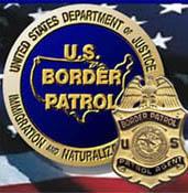 GRENSEVAKT:  Har du alltid ønsket deg en karriere som grensevakt i USA? Nå har du sjansen.