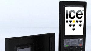 RENE LINJER:Slik ser Walkie Talkie-mobilene fra koreanske Ubiquam ut.