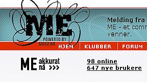 STORE AMBISJONER: ME vil bli Norges svar på MySpace.