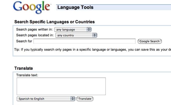BEST: Google har den beste teknologien for å oversette kinesisk og arabisk.