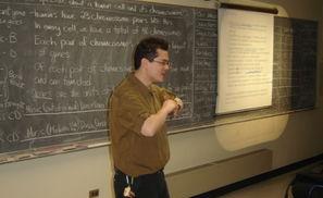 FRISTER IKKE: Det er neppe så morsomt å være lærer hvis du blir mobbet på nettet.