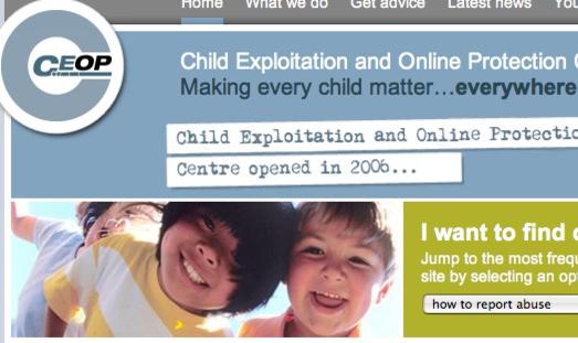 BESKYTTES: Målet med nettsiden er ikke å henge ut seksualforbrytere, men å beskytte barna.