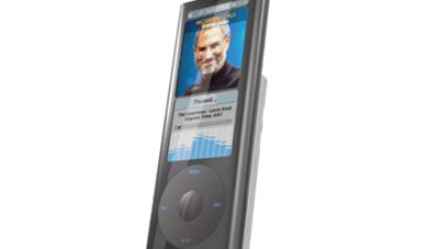 FARE FOR KONKURRENTER: Apples iPhone (fantasibilde) vil true de store mobilprodusentene, hevder eksperter.