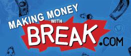 FETT BETALT: Break.com tilbyr betaling for innsendte videoklipp for å hevde seg i konkurransen med YouTube.
