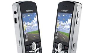 Blackberry Pearl: myntet både på jobb og fritid.