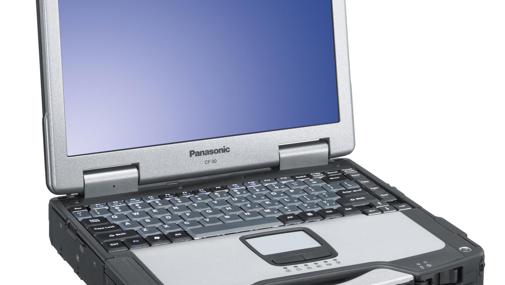 VERDENS LYSESTE: Panasonics nye PC CF-30 setter i følge selskapet selv verdensrekord i lysstyrke.