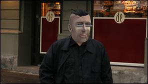 De aller fleste av oss vil om få år leve som denne karer, den virtuelle snekkeren «Maximillian Milosz».