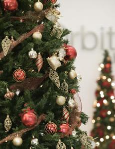 JULEBLING: Hva er viktigst_? Julepynt eller raskt trådløst nett?
