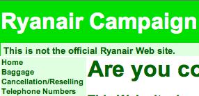 KLAGEMUR: Ryanair-kunder kan fortsatt klage på service,