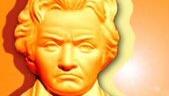 GRATIS: Gamle Ludwig van Beethoven er ikke grisk.