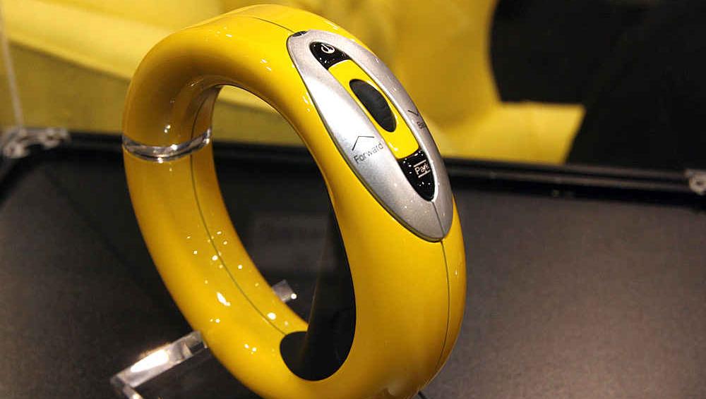 KOSTELIGSTE: Denne ringen kan bli nøkkelen til en helt ny TV-verden.