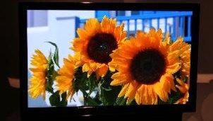 OLED-TV fra Sony.