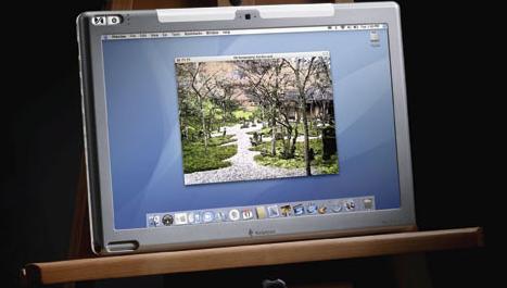 ModBook: Mac Tablet med GPS.