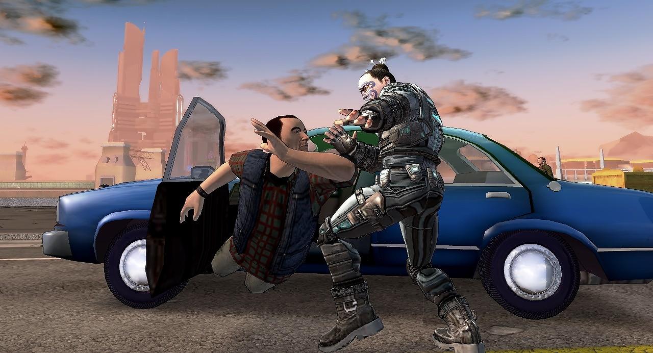 crackdown shot