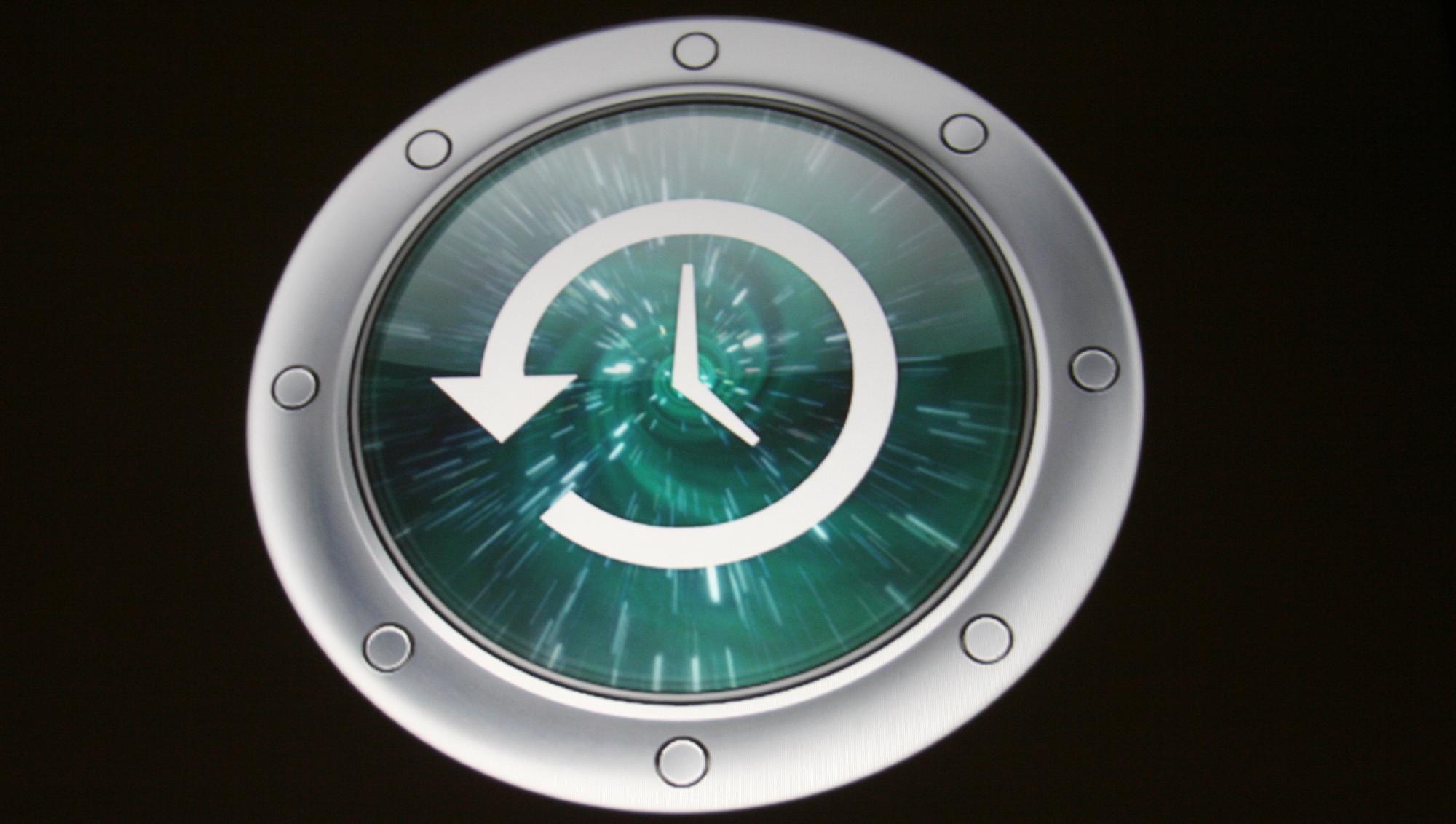TimeMachine har problemer med æ, ø og å.