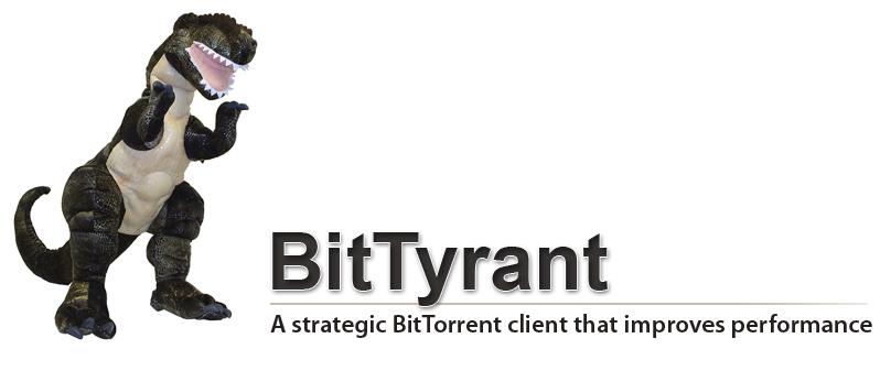 RASKERE BitTyrant lover opptil 70 prosents mer fart med BitTorrent.