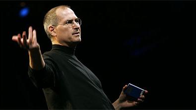 I SØKELYSET: Steve Jobs er under politietterforskning for aksje-triksing.