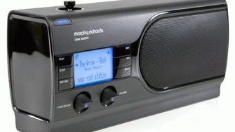 FØRST UTE: Morphy Richards 27024 er verdens første radio med støtte for DAB-avløseren AAC+.