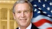 President George W. Bush og hans stab kan nå gå til sivilt søksmål mot fildelerne.