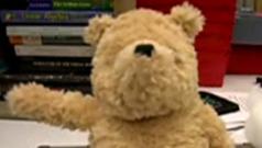 ROMEO: Teddybjørn-roboten fra Echo Robotics skal hjelpe de sjenerte å komme i kontakt med potensielle partnere.