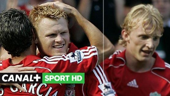 SYLSKARPT: Dette bildet skal ifølge Canal Plus illustrere forskjellen på HDTV og vanlige TV-signaler.