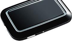 <b>LITEN: </b>Den nye harddisken til Seagate er på størrelse med et kredittkort.