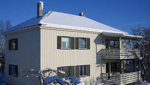 <b>BREDBÅND: </b>Dette huset i Trondheim er til salgs. I annonsen på finn.no står det «Muligheter for bredbånd», noe som er stadig viktigere for kjøpe