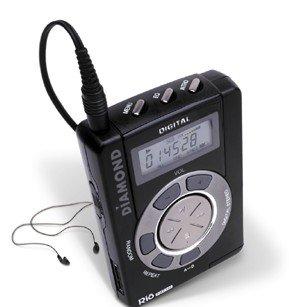 Rio 300, USAs førstebærbare  MP3-spiller.