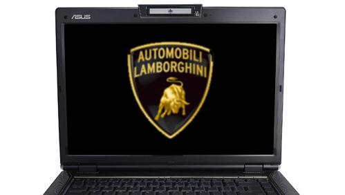 ASUS Lamborghini VX2 har nok ingen problemer med Vista Ultimate.