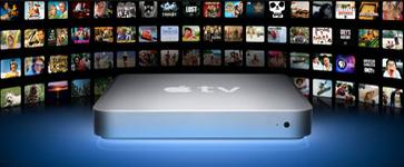 AppleTV er best uten Safari, mener tydeligvis Apple.