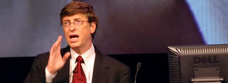 Mandag kommer Bill Gates til Norge for å diskutere barnedødelighet.