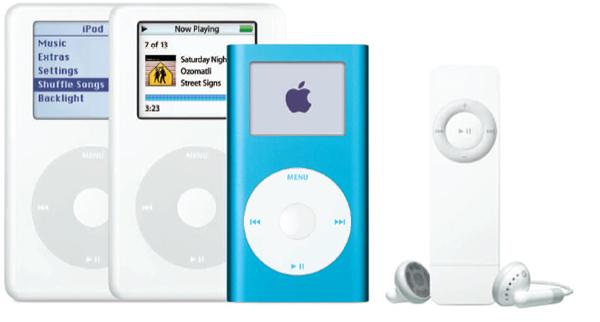 Apples iPod spillere er populære musikkspillere å bruke til juksing i USA.