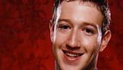 Facebook-gründer Mark Zuckerberg vender øret til brukerne.