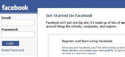 DROPPER:  I januar opplevde Facebook for første gang nedgang i brukertallene.