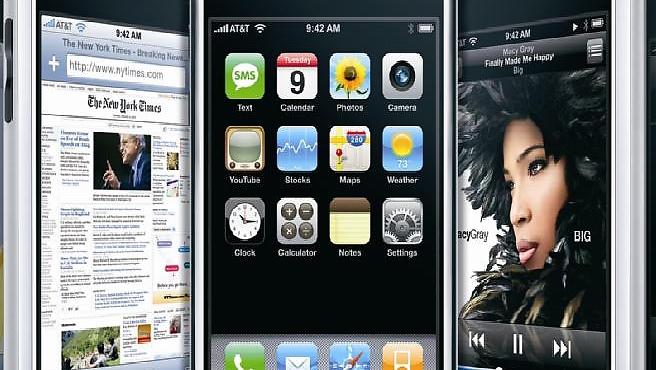 Kanskje ikke helt kurant personvern på Apples telefon, men på den annen side kan den hjelpe til med bevis mot kriminelle.
