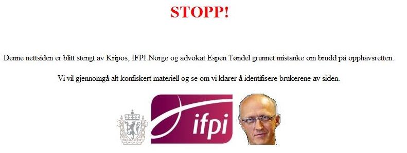 Espen Tøndel betegnet espentoendel.net som «useriøst». Nå er nettstedet stengt - men av hvem?