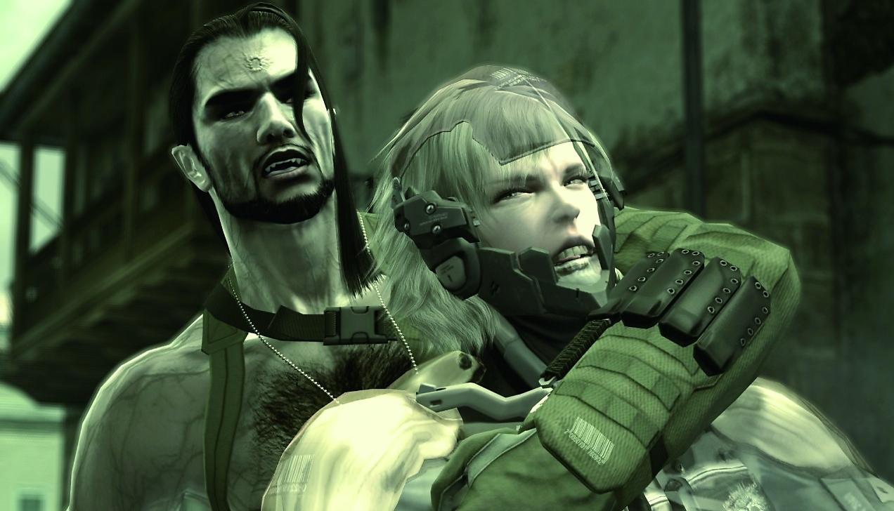 Metal Gear Solid 4 blir definitivt en spektakulær avslutning for serien